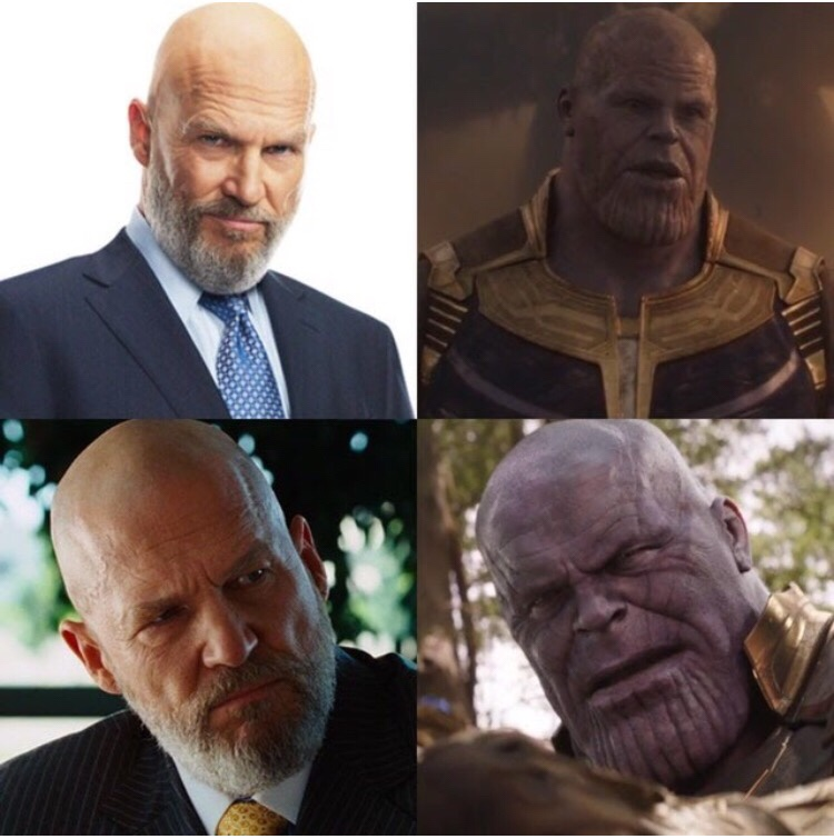 thanos compared to obadiah stane